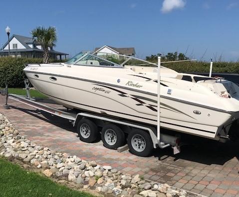 Used Rinker 272 Captiva Cuddy Cabin Boat For Sale