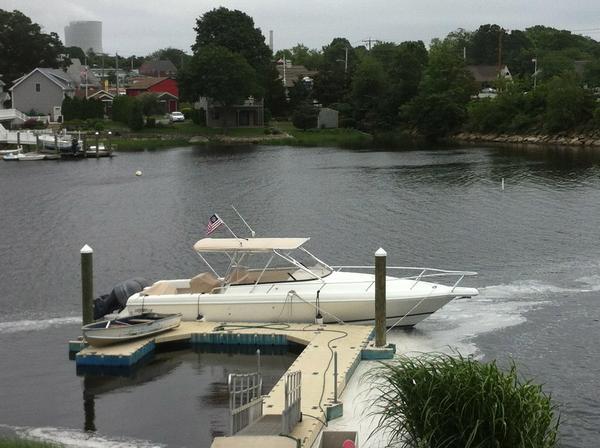 Used Intrepid 35 Walk Around Cuddy Cabin Boat For Sale
