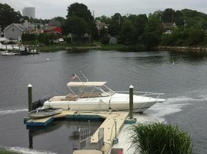 Used Intrepid 35 Walk Around Cuddy Cabin Boat For Sale
