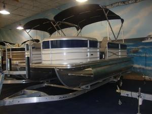 New Berkshire 22RFXCTS25 Pontoon Boat For Sale