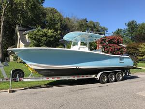 Used Sea Hunt Gamefish 30 Saltwater Fishing Boat For Sale