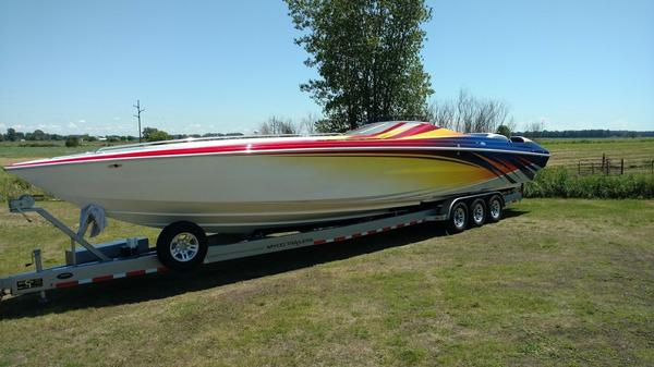 Used Nor-Tech 4300v High Performance Boat For Sale