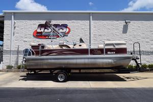 Used G3 SunCatcher 208 Cruise Pontoon Boat For Sale