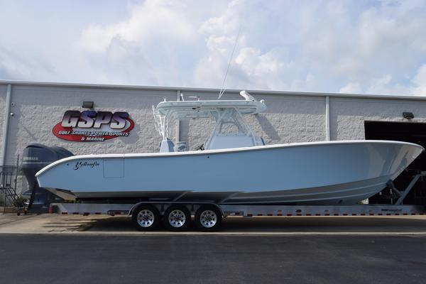 Used Yellowfin 39 Center Console Fishing Boat For Sale