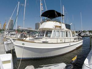 Used Grand Banks 36 Classic Trawler Aft Cabin Boat For Sale