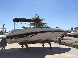 Used Chaparral 285 SSI Sports Cruiser Boat For Sale
