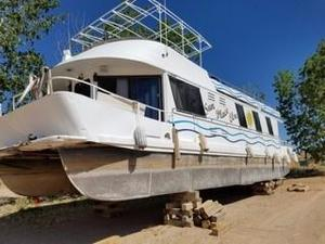 Used Boatel 560 Multi-Owner HouseboatMulti-Owner Houseboat House Boat For Sale