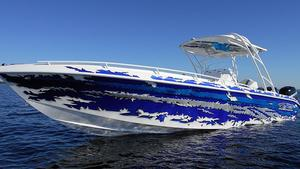 Used Glasstream 328 SCX High Performance Boat For Sale