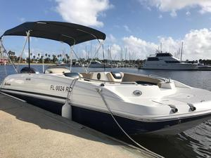 Used Hurricane SS 188 Deck Boat For Sale