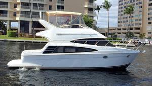 Used Carver 360 Sport Sedan Cruiser Boat For Sale
