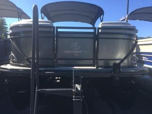 New Regency 254 DL3 Pontoon Boat For Sale
