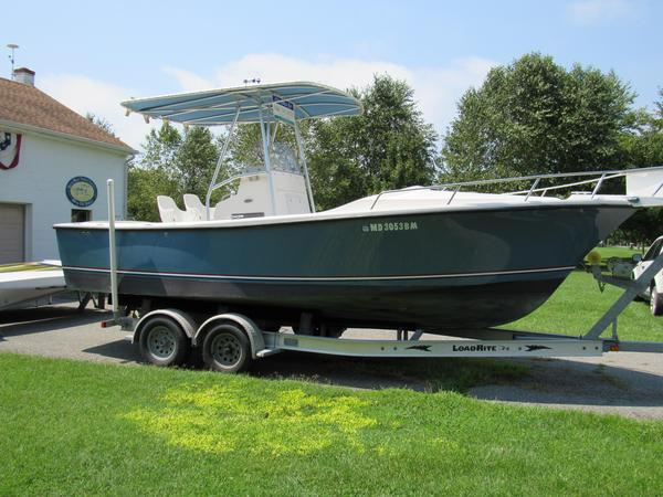 Used Shamrock 22 Cuddy Cabin Boat For Sale