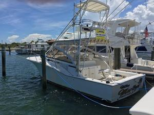 Used Carolina Classic 35 Sports Fishing Boat For Sale
