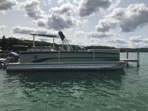 Used Premier Grand Entertainer 260 PTX Pontoon Boat For Sale