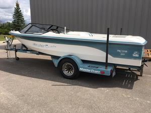 Used Mastercraft ProStar 190ProStar 190 Ski and Wakeboard Boat For Sale