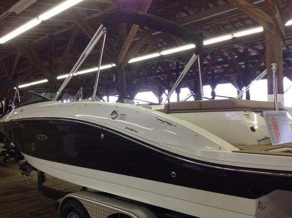 New Sea Ray 210 SPXO210 SPXO Bowrider Boat For Sale
