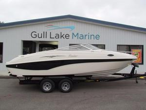 Used Rinker 232 Captiva Cuddy Cabin Boat For Sale