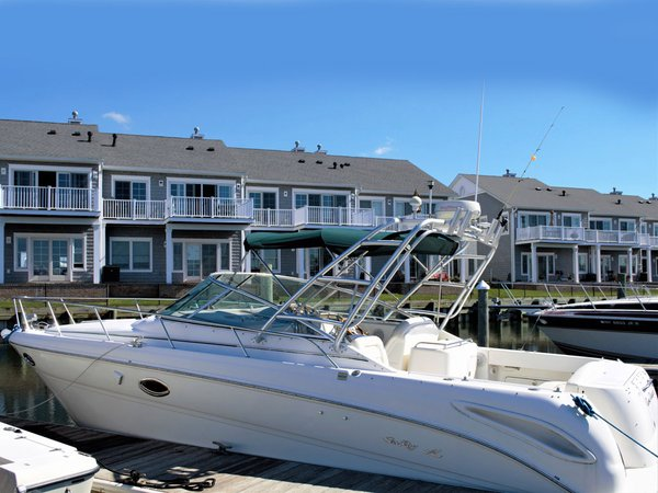 Used Sea Ray Amberjack Sports Fishing Boat For Sale