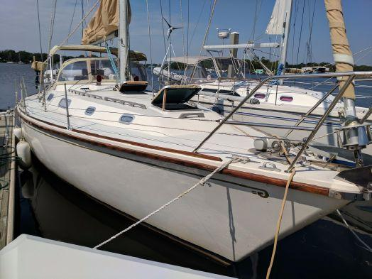 Used Westerly Sealord Center Cockpit Sailboat For Sale