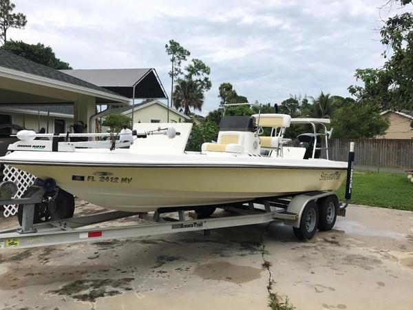 Used Shearwater Power Saltwater Fishing Boat For Sale