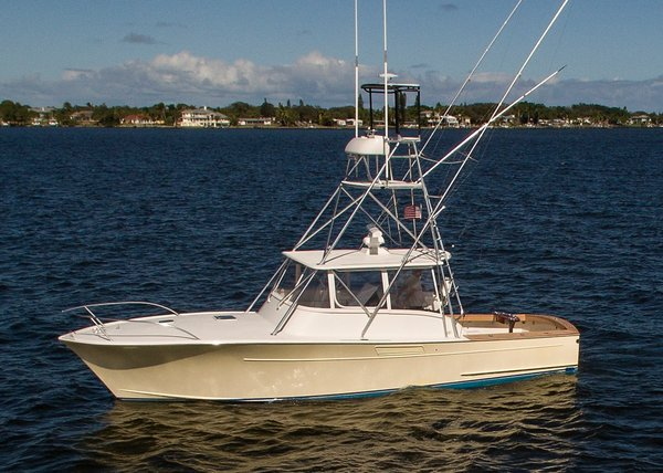 Used Gamefisherman Express Sports Fishing Boat For Sale