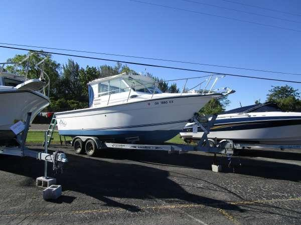 Used Baha Cruisers Freshwater Fishing Boat For Sale