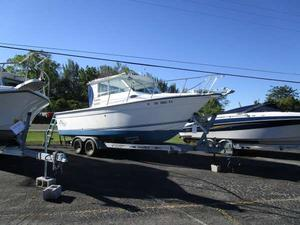 Used Baha Cruisers 251 GLE HT Freshwater Fishing Boat For Sale