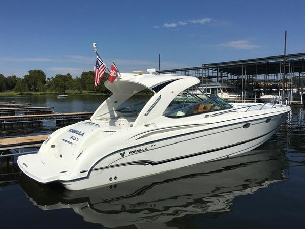 Used Formula 400 SS High Performance Boat For Sale