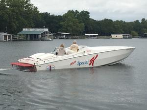 Used Cigarette CAFE RACER High Performance Boat For Sale