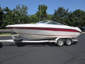 Used Sea Ray 220 Overnighter Cuddy Cabin Boat For Sale
