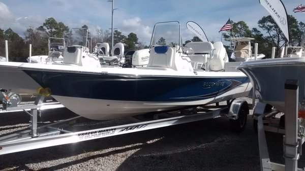 New Blue Wave 2000 Pure Bay Boat For Sale