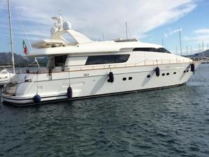 Used Sanlorenzo 82 Motor Yacht For Sale
