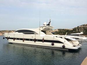 Used Tecnomar Velvet 100 Motor Yacht For Sale