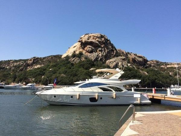 Used Azimut 55 Motor Yacht For Sale