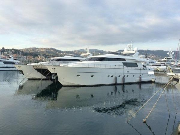 Used Sanlorenzo SL72 Motor Yacht For Sale