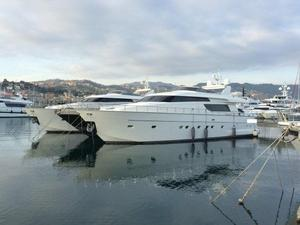 Used Sanlorenzo 72 Motor Yacht For Sale