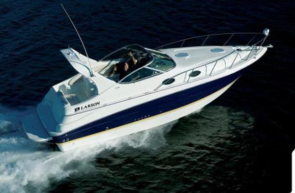 Used Larson Cabrio 290 Cruiser Boat For Sale