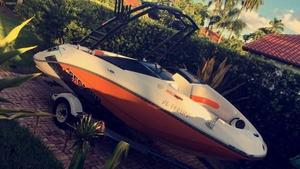 Used Seadoo Challenger 180 SP High Performance Boat For Sale