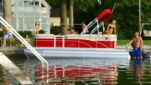 New Bennington Marine 20 SL Pontoon Boat For Sale