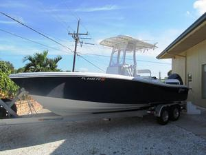 Used Yellowfin 2600 CENTER CONSOLE Center Console Fishing Boat For Sale