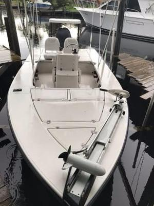 Used Hewes Light Tackle - 20' Sports Fishing Boat For Sale