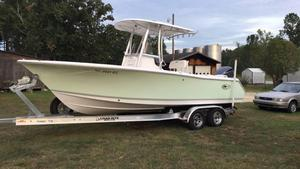 Used Sea Hunt Ultra 234 Center Console Fishing Boat For Sale