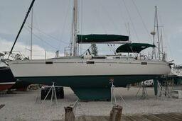Used Beneteau 430 Oceanus Sloop Sailboat For Sale