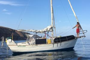 Used Pacific Seacraft Orion 27 Cruiser Sailboat For Sale