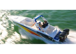 Used Concept 36 Saltwater Fishing Boat For Sale