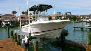 Used Robalo 1800CC Center Console Fishing Boat For Sale