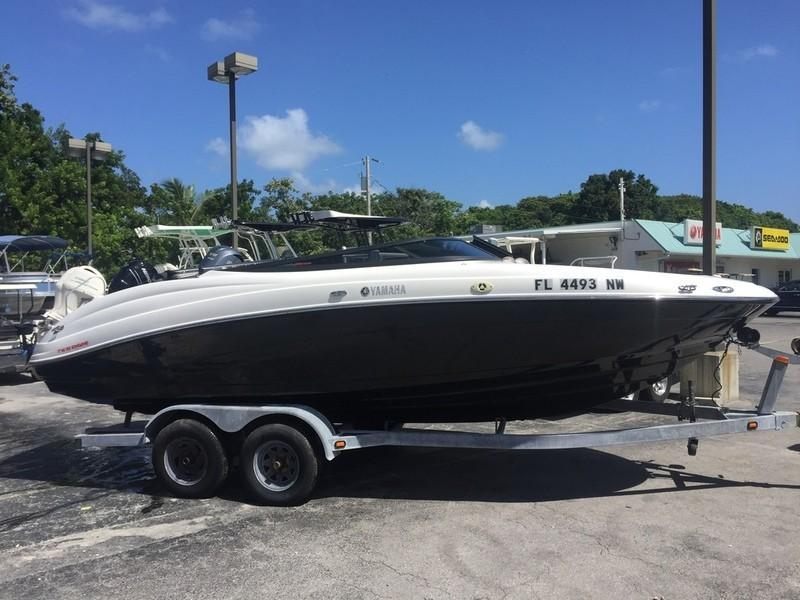 2009 used yamaha boats 212ss212ss jet boat for sale for Yamaha jet boat for sale florida