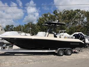 New Blackwood 27 Dual Station27 Dual Station Center Console Fishing Boat For Sale