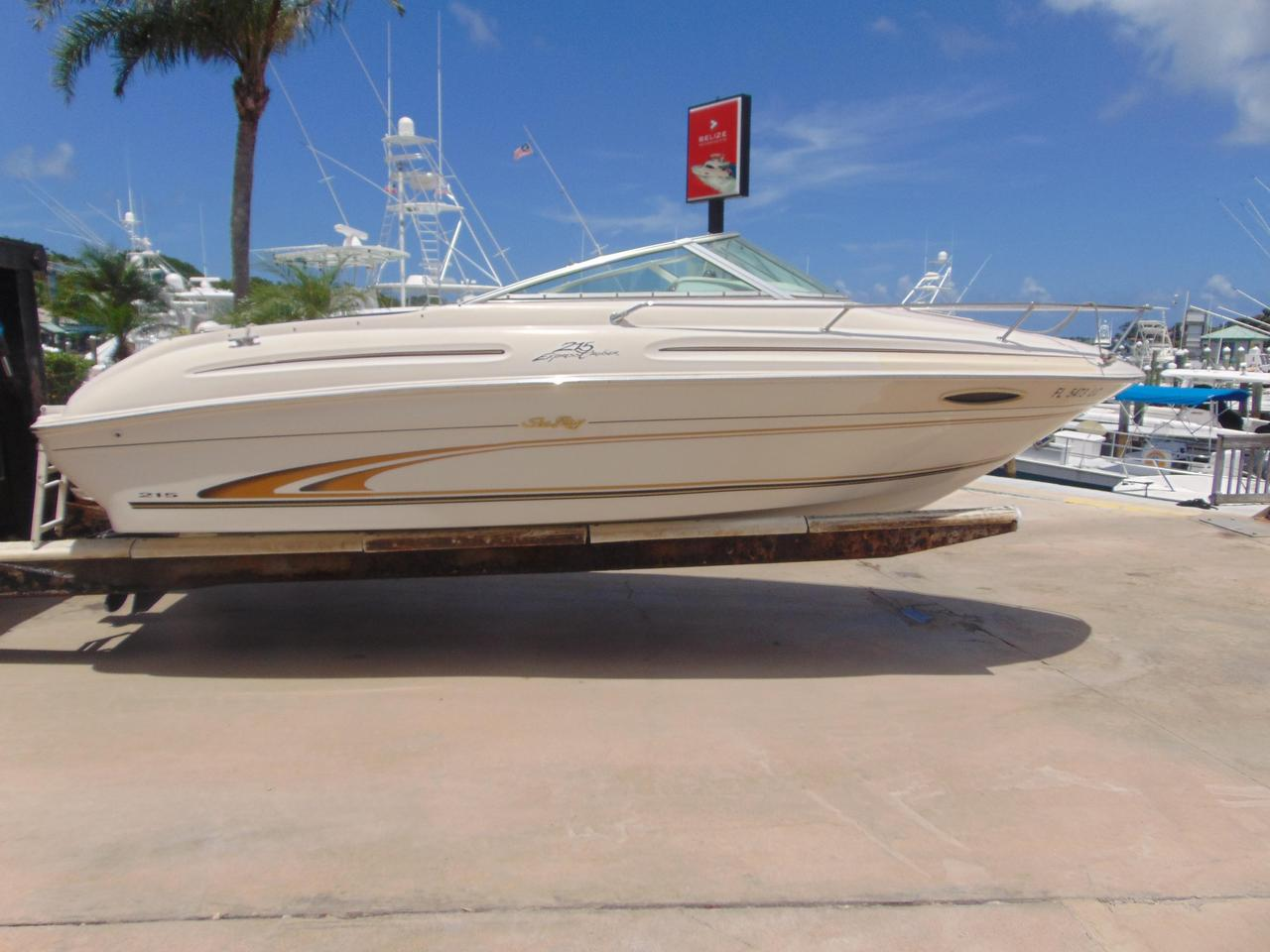 Used Sea Ray 215 Express Cruiser215 Express Cruiser Boat For Sale