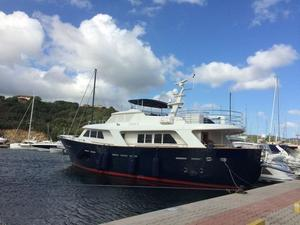 Used Benetti Sail Division BSD 79 Motor Yacht For Sale